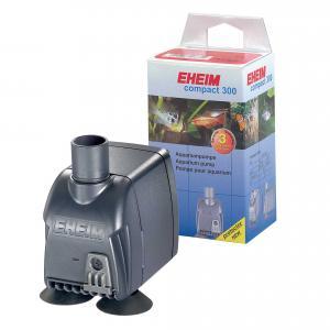 משאבת מים сompact 300 בעלת עוצמת שאיבה של 150 עד 300 ליטר בשעה