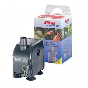 משאבת מים сompact 600 בעלת עוצמת שאיבה של 150 עד 600 ליטר בשעה