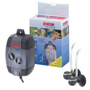משאבת אוויר כפולה air pump 400 בעלת פעולה שקטה במיוחד