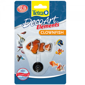 אלמנט דקורטיבי בצורת דג שושנון