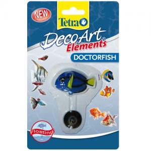 אלמנט דקורטיבי בצורת דג עגלסת הירדן (דוקטור דג)
