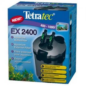 פילטר חיצוני EX 2400 לאקווריום בנפח של 400 עד 1000 ליטר
