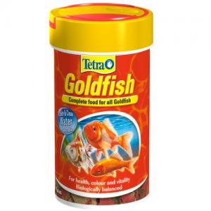 מזון פתיתים לכל סוגי דגי הזהב ודגי מים קרים אחרים