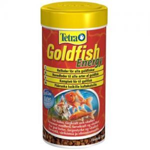 מזון דפים לכל סוגי דגי הזהב ודגי מים קרים אחרים