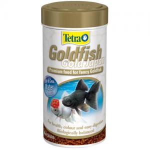 מזון טבליות פרימיום לכל סוגי דגי הזהב היפניים וסוגי דגי הזהב האקזוטים אחרים