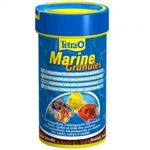 מזון מגורען עיקרי מושלם לכל סוגי דגי המים המלוחים