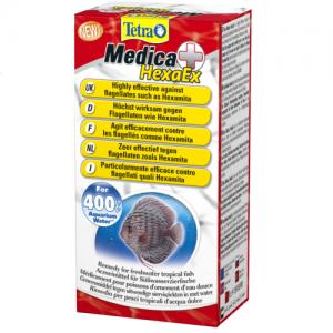 תכשיר תרופתי לטיפול נגד טפילים פנימיים בעלי שוטונים