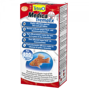תכשיר תרופתי לטיפול נגד תולעי עור וזימים