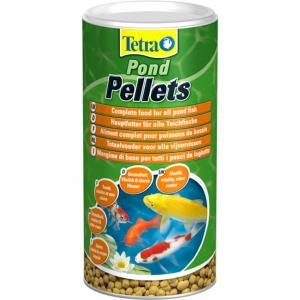 מזון טבליות מושלם לתזונה יום-יומית לכל סוגי דגי הבריכה