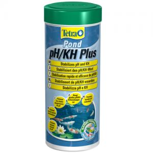 תכשיר לייצוב מהיר ואפקטיבי של רמות ערך הגבה (pH) וקשיות פחמנית (kH) במי בריכה