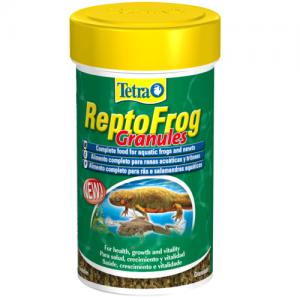 מזון מגורען מושלם לצפרדעים וטריטונים