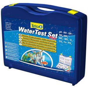 ערכת מעבדה מקצועית לבדיקת פרמטרי מים