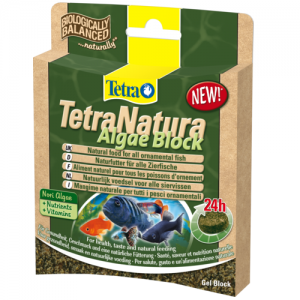 מזון טבעי המכיל אצות נורי לכל סוגי דגי הנוי