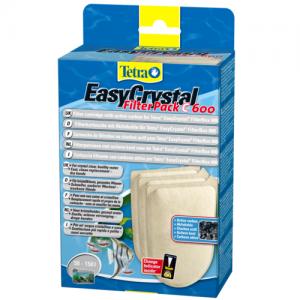 סט מסננים עם פחם פעיל לפילטר פנימי EasyCrystal FilterBox 600