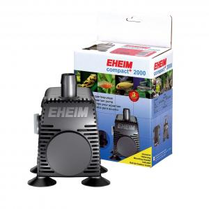 משאבת מים сompact+2000 בעלת עוצמת שאיבה של 1000 עד 2000 ליטר בשעה