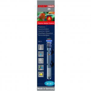 גוף חימום Thermocontrol 25 לאקווריום בנפח של 20 עד 25 ליטר