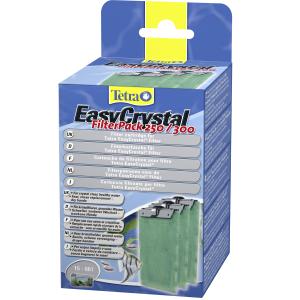 סט מסננים לפילטרים פנימיים EasyCrystal Filter 250/300, ReptoDecoFilter RDF300 ו-ReptoFilter RF 250