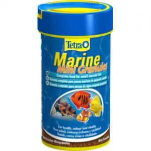 מזון מגורען מושלם לכל סוגי דגי המים המלוחים הקטנים