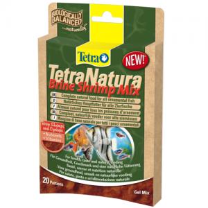 מזון טבעי מושלם המכיל ארטמיות וציקלופים לכל סוגי דגי הנוי
